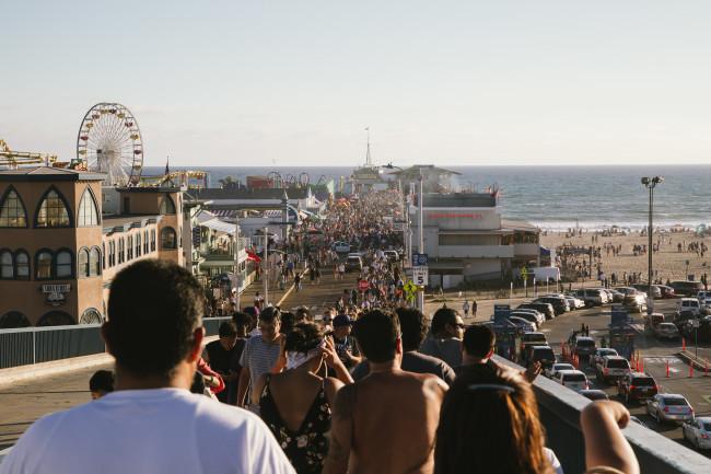 Outdoor festivals